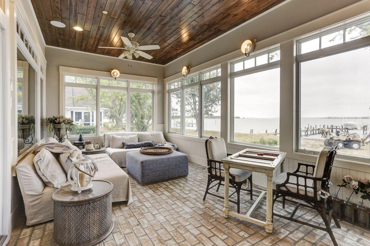 Waterfront Custom Homes Designer Annapolis